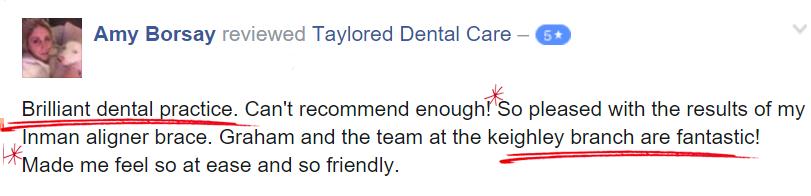 Taylored Dental Keighley
